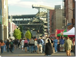 Safeco Alley