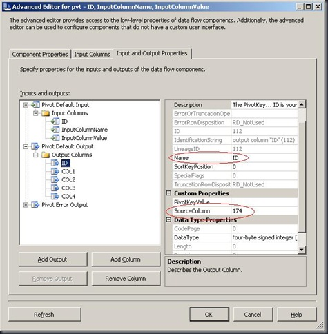 pivot-Output-ID