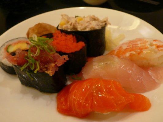 饌記::幕府專賣壽司| *.。哈啾私樂園。.*